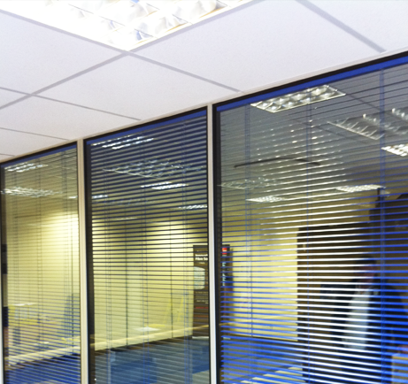 Demountable And Office Partitions London Southern England
